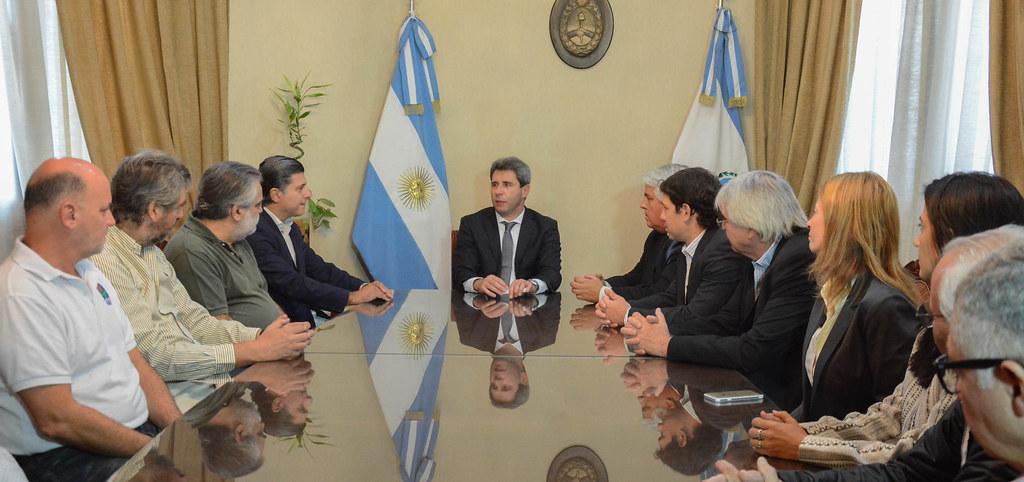 San Juan: Firmaron un convenio para conservar la flora nativa y normalizar el comercio y el uso de semilla