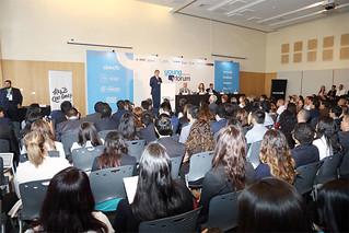 La Universidad San Ignacio de Loyola es la única universidad en el Perú que es socia estratégica de este encuentro.