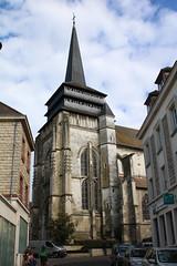 L'église Notre Dame de Neufchâtel-en-Bray