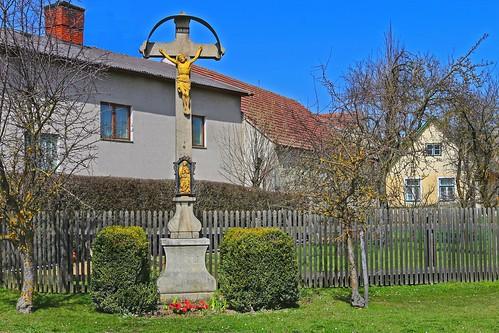 Starrein. Neuhold-Kreuz, 1898 - Historismus