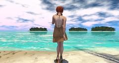 Larissa beach