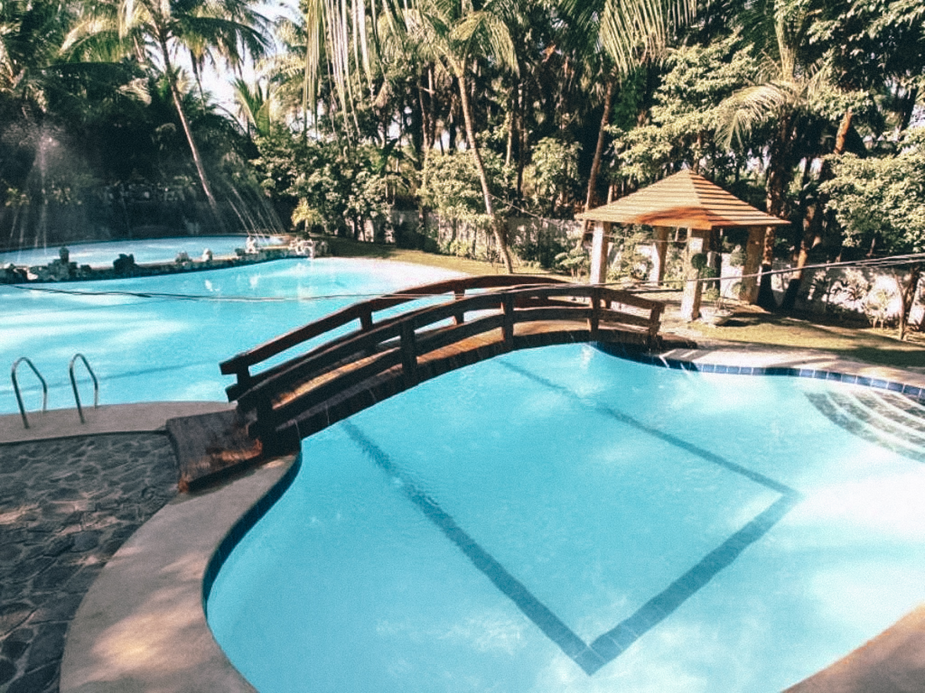 bolinao beach resort - villa