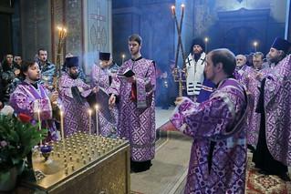 Панихида в Софийском соборе 160