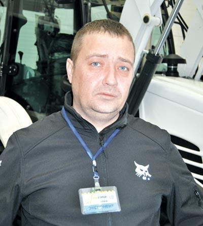 Виктор Зуев, генеральный директор ООО Техноцентр «Мегаполис-Красноярск»