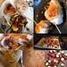 Gefüllte Putenbrustroulade mit Tomatenreise und Ofengemüse #foodporn #hellofresh