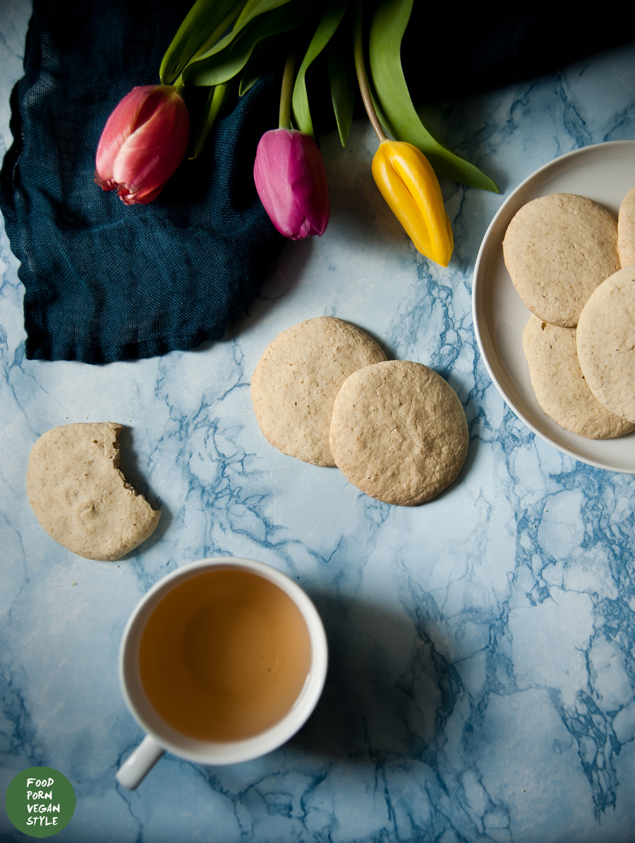 Millet breakfast cookies / Jaglane ciastka śniadaniowe