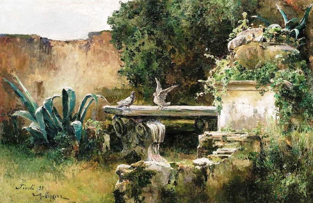 米哈伊尔·别尔科斯画作选12