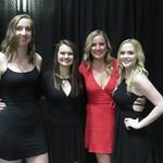 Emily Vilac, Alley Corrado, Michelle Bos