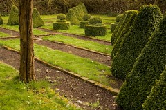 Jardin du prieuré de Vauboin