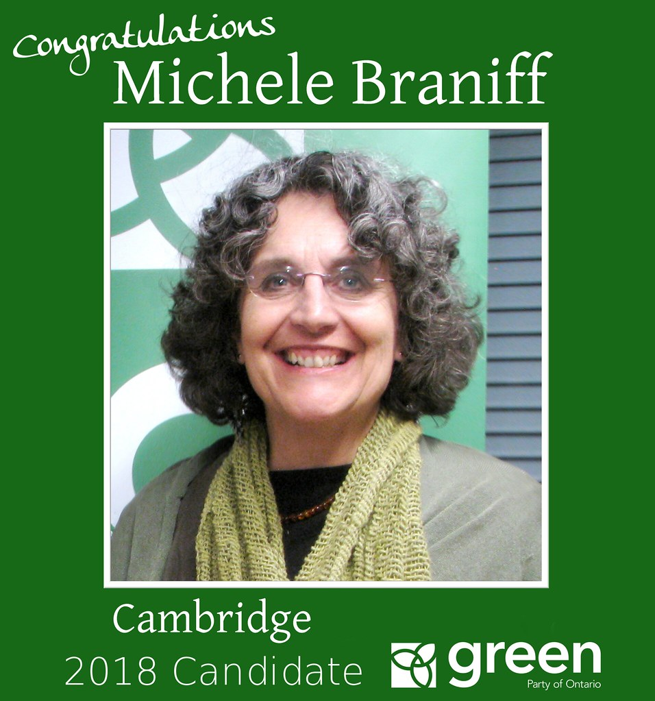 Congrats Michele Braniff