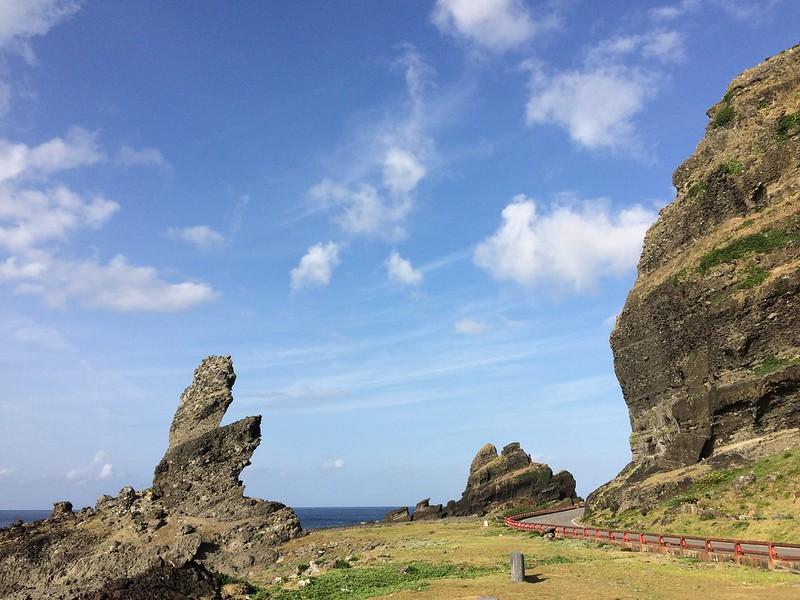 蘭嶼-鱷魚岩、坦克岩
