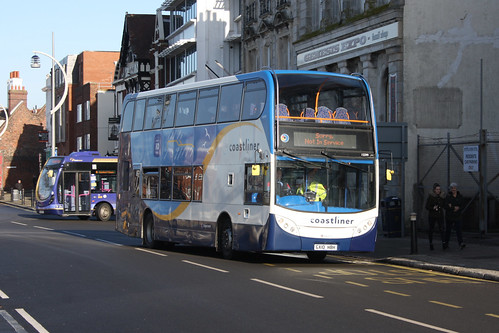 Stagecoach South 15599 GX10HBH