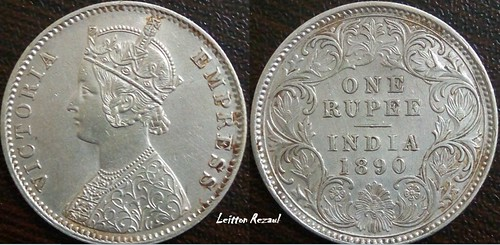 British Indian coinage New C3(i)