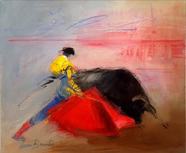 Хуан Бенито. Дамы, лошади и коррида.