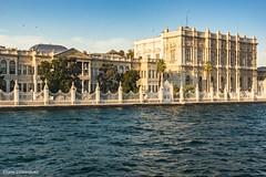 Turquie Istanbul Croisière sur le Bosphore Octobre 2014