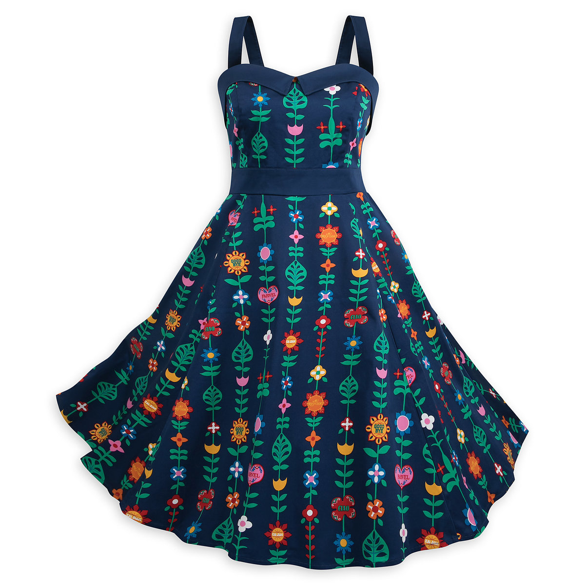 top picks #55 - small world dress