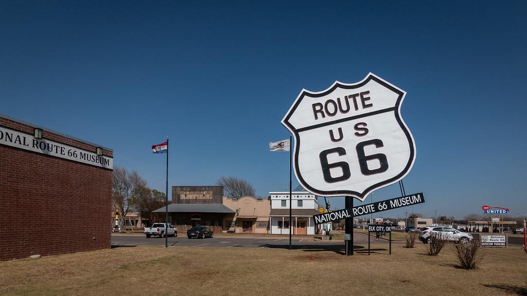 Elk City - Oklahoma - [USA]