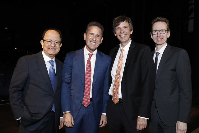 Installation of Dean David Bridel as Braverman Family Chair at USC School of Dramatic Arts