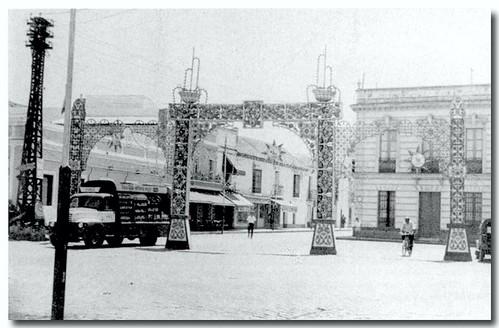 1966. Portada de la Feria de Mayo