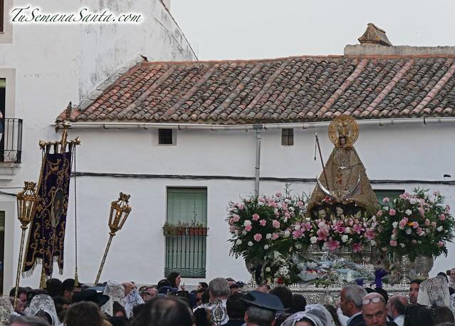 Procesión de Bajada de la Virgen de la Montaña