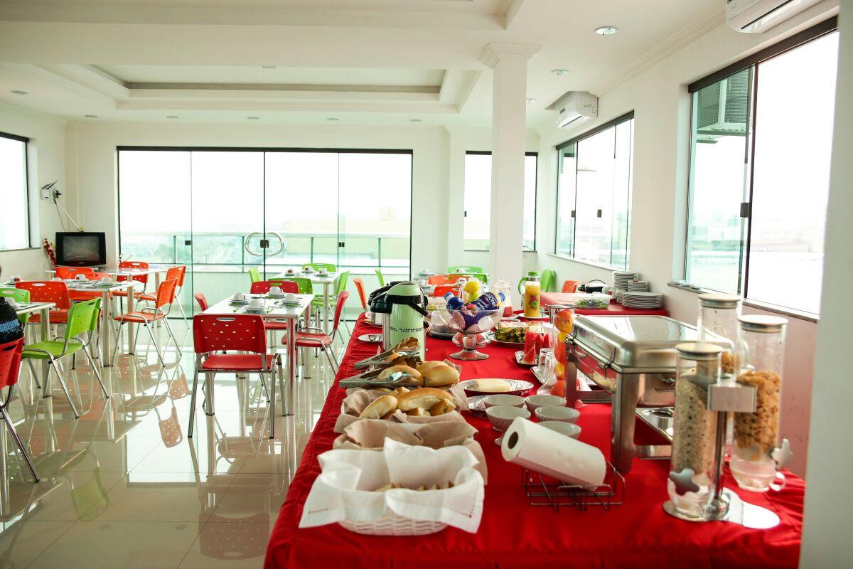 Na orla de Santarém, Hotel Imperador abre promoção de pernoite nos finais de semana, Restaurante do Imperador