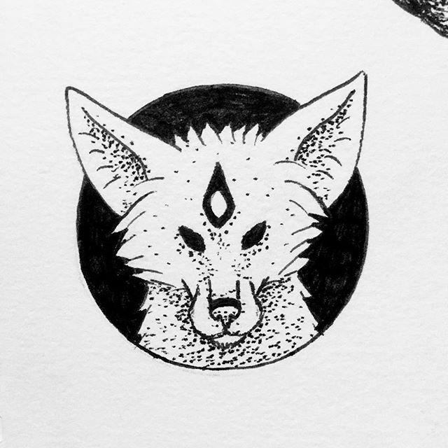 Smol boi • • • • #drawing #illustration #doodle #pendrawing #penandink #inkdrawing #inking #darkart #creepyart #weirdart #conceptart #horrorart #demonart #blackwork #linework #tattoodesign #tattooart #dailyart #artstudent #illustrator #fantasyart #sketcha