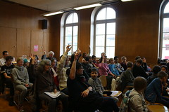 Mitgliederversammlung, 24. März