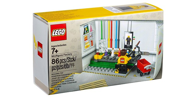 5005358 LEGO Minifigure Factory 1