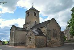 église Saint-Germain, Culles-les-Roches (71) - Photo of Jully-lès-Buxy