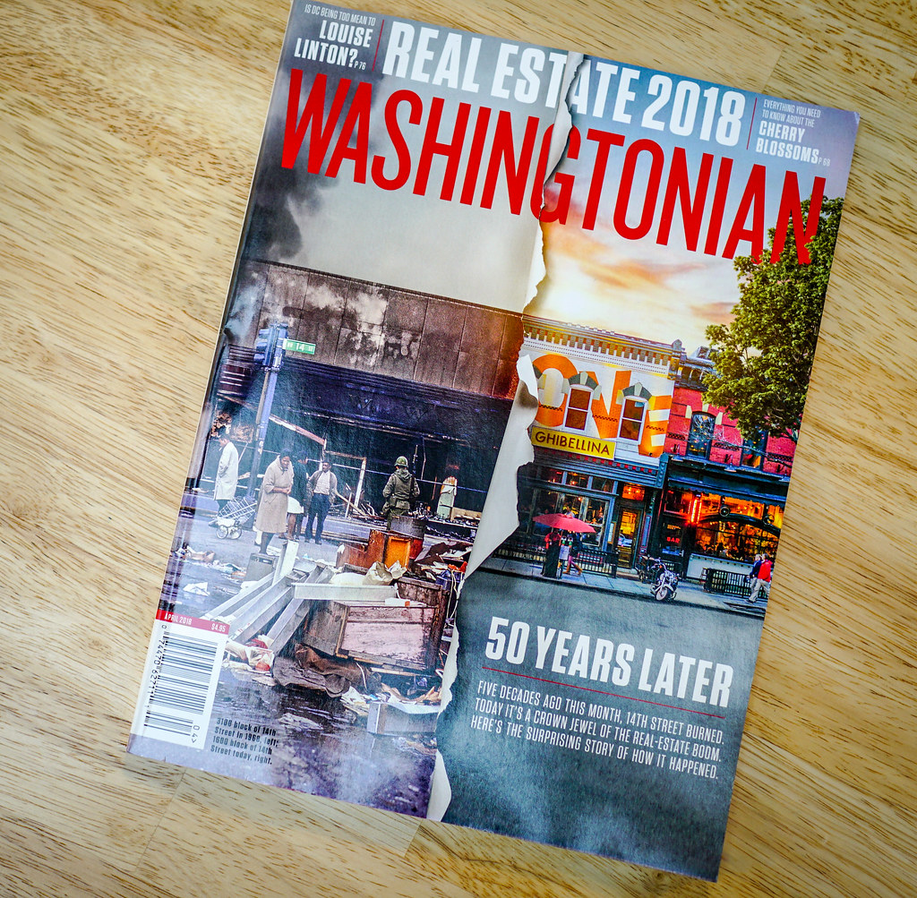 2018.04.02 Washingtonian April 2018 Issue, Washington, DC USA 2045