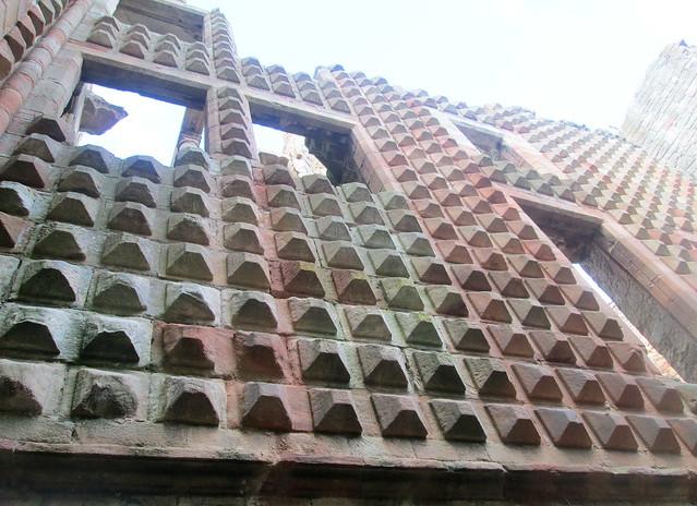 Crichton Castle, Internal Wall