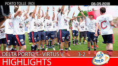 Delta Porto Tolle-Virtus V. del 06-05-18