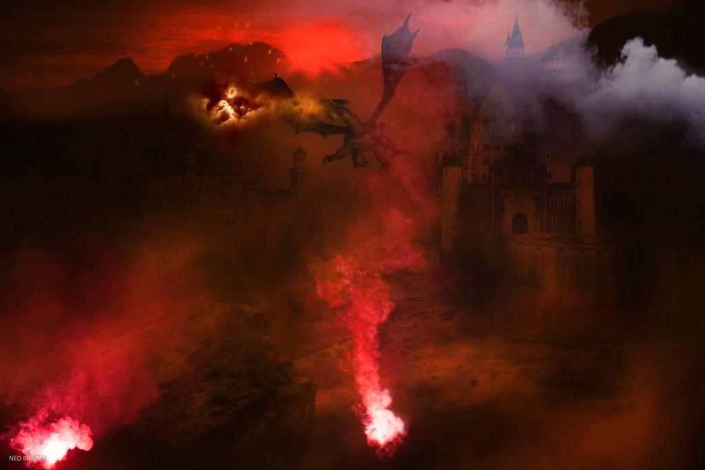 la fureur du dragon ( pas etre bruce lee )+ ajout capture montage  41255715722_a021d7605e_b
