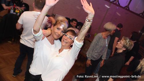 Tanzrausch im Turnerheim