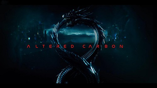 Altered Carbon - Poster 5