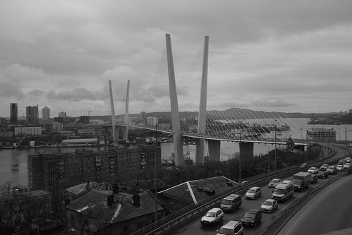 'Золотой мост' at Vladivostok 15-04-2018 (14)
