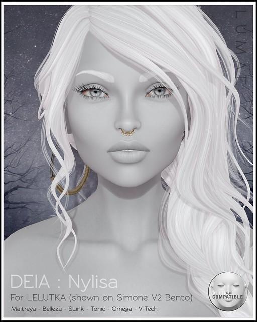 Lumae LeLutka - Deia - Nylisa tone