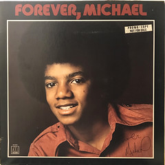 MICHAEL JACKSON:FOREVER, MICHAEL(JACKET A)