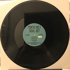 TOKYO NO.1 SOUL SET:THE BIG PARTY(RECORD SIDE-B)