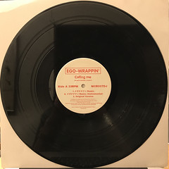 EGO-WRAPPIN':CALLING ME REMIX(RECORD SIDE-A)
