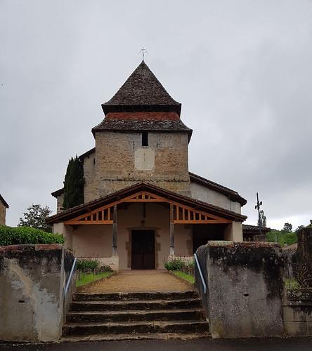Église Saint-Candide de Bougue, Landes
