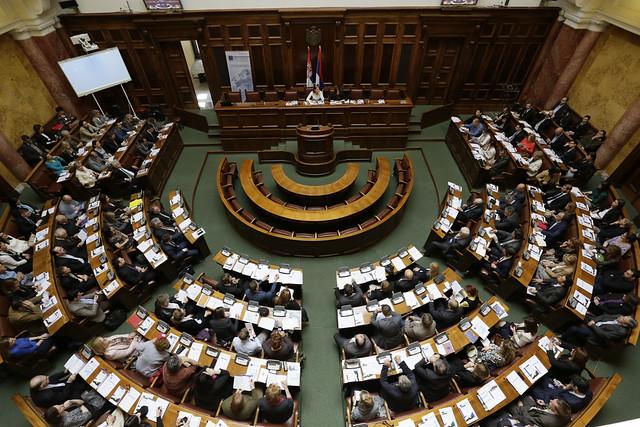 Nacionalni konvent o Evropskoj uniji, plenarna sednica 2016.