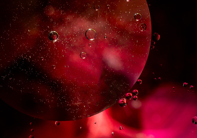 Big red planet, Canon EOS REBEL T3I, Sigma 70mm f/2.8 EX DG Macro EF