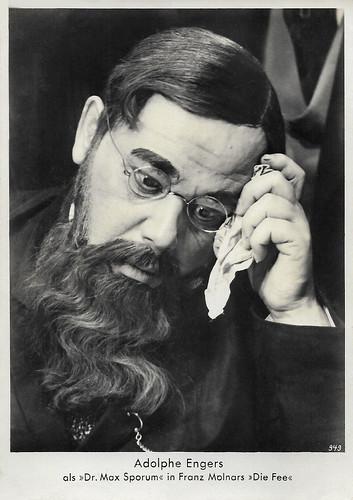 Adolphe Engers in A jó tündér (The Good Fairy)