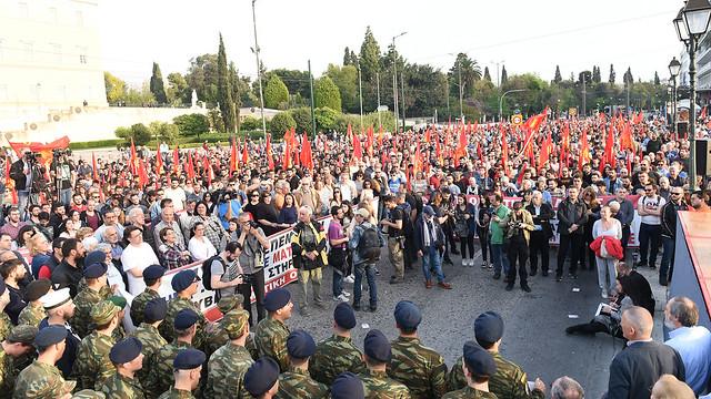 Rally of the KKE [14.04.2018]