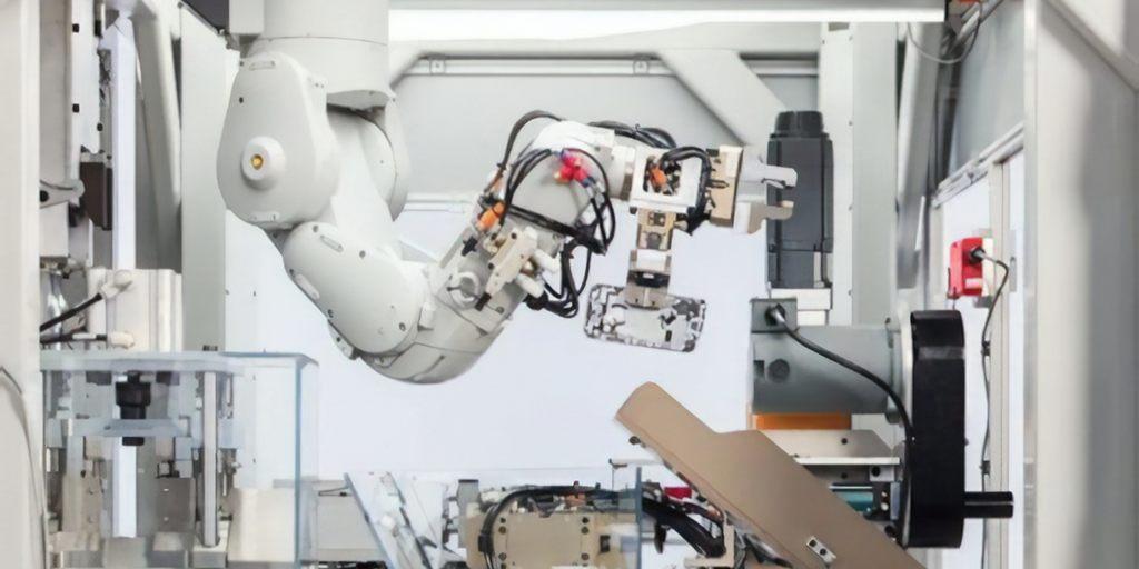 Daisy : Un robot fabriqué par Apple qui recycle les vieux iPhones