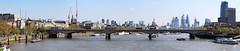Marathon Day 2018 London Skyline
