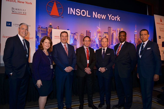 INSOL New York Conferencer