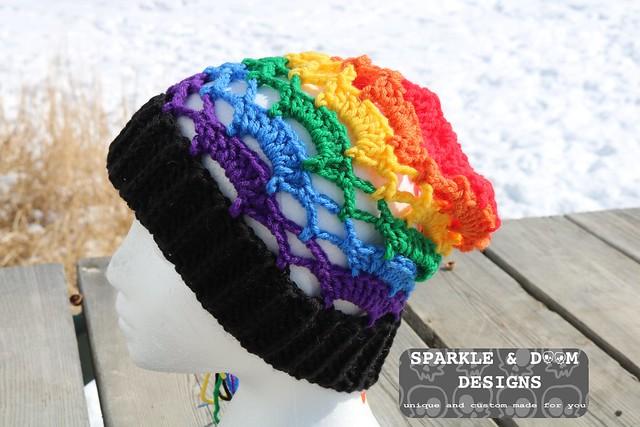 GSA Gay Pride Slouch a