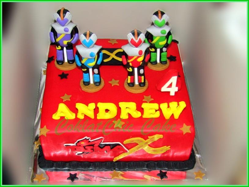 Cake Bima X ANDREW 20cm